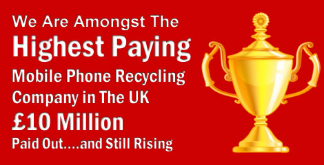 Recycle or sell your brand new phone for Cash